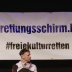 Pressekonferenz zum Kulturrettungsschirm Bayern