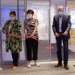 Einweihung des Krankenhaus Weilheim nach 4-jähriger Sanierung