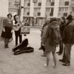 Die Isarfischer privat – Folge 4: Straßenmusik