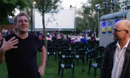 """""""Dreiviertelblut – Weltraumtouristen"""" Premiere beim OpenAir-Kino in Starberg"""
