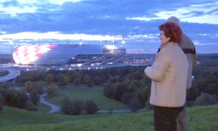 Film der Woche:  Der Fussballtempel