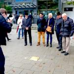 Walk of Fame in Wolfratshausen – neue Plakette zu Ehren der Flößer