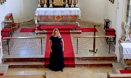 Kapellen-Konzerte rund um den Ammersee: Julia Sextl in St. Martin, Herrsching