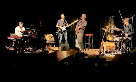 """""""Live im Hinterhalt"""": Gerd Baumann & Parade"""