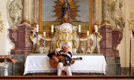 """Kapellen-Konzerte am Ammersee: """"Rudolf Wastl-Mayrhofer in der Schlosskapelle Greifenberg"""""""