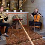 Kapellen-Konzerte rund um den Ammersee: St. Jakob, Schondorf mit SAITENWIND