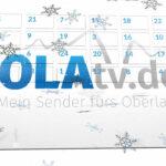 OLAtv.de-Adventskalender: 23. Dezember aus Neufahrn