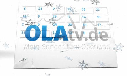 OLAtv.de-Adventskalender: 24. Dezember mit einem besonderen Weihnachtsgruß