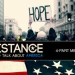 Aktuell zu den US-Wahlen: TV-Reihe RESISTANCE  Trailer