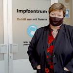 Das Impfzentrum des LKR Weilheim in Peißenberg stellt sich vor