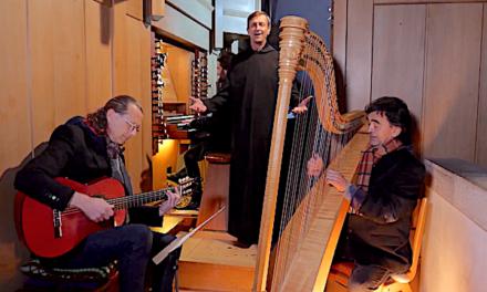 Das OLAtv.de-Konzert zu Heiligabend: Weihnachtsklänge aus St. Ottilien