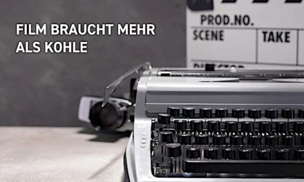 Film  der Woche:  FILM BRAUCHT MEHR ALS KOHLE