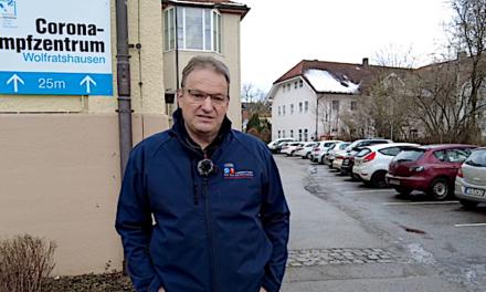 Das Impfzentrum Bad Tölz – Wolfratshausen stellt sich vor