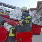 Oberland Aktuell: Jüngster Feuerwehrkommandant in Tutzing