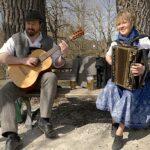 Ratsch auf'm Bankerl – mit der Musikerin Andrea Lerpscher aus dem Allgäu