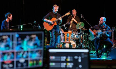 Live aus dem Hinterhalt: Willy Astor und Band